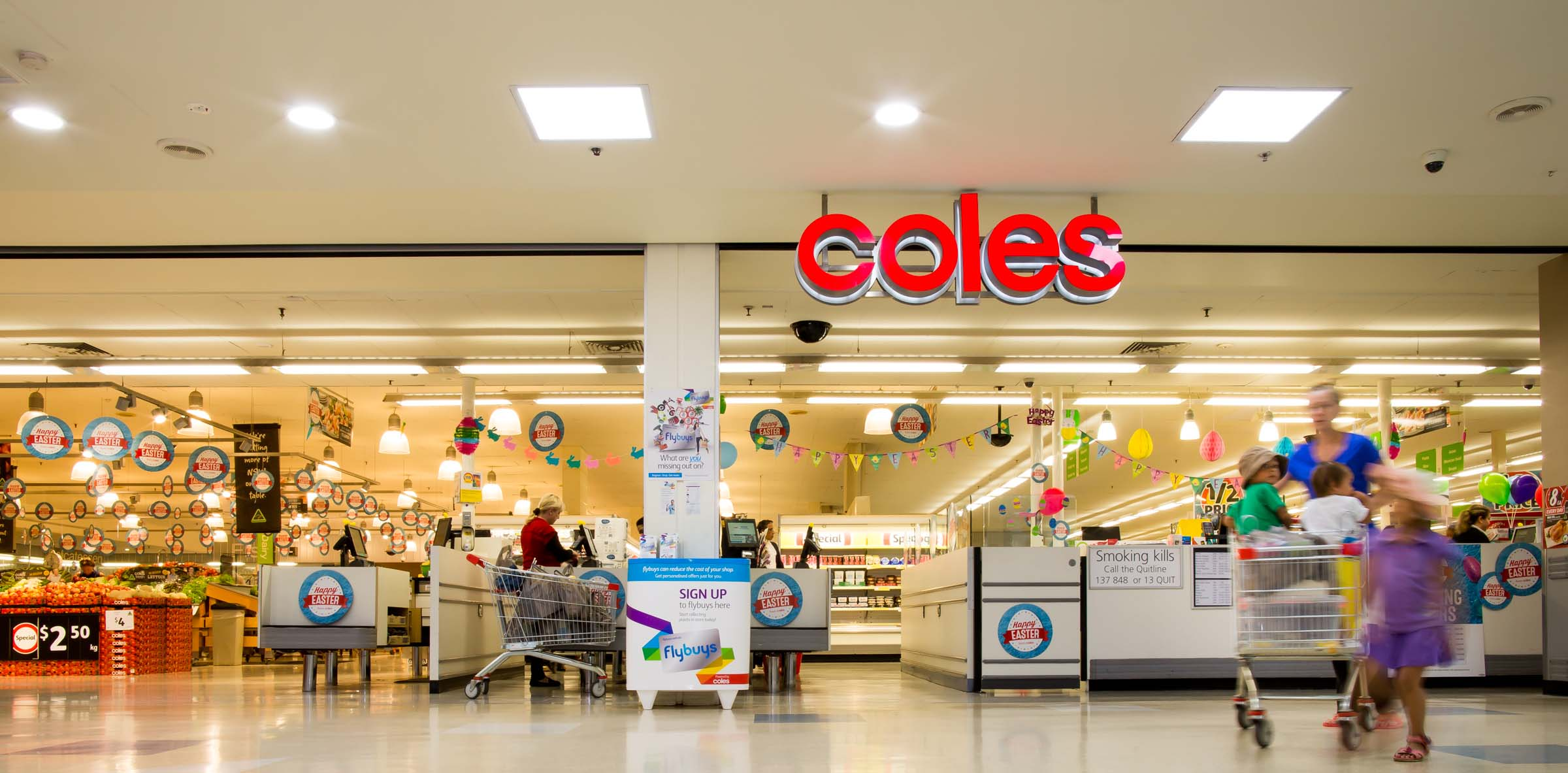 coles website about us 2